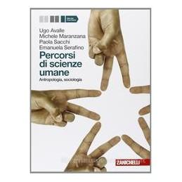 PERCORSI DI SCIENZE UMANE ANTROP.SOCIOL.