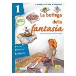 BOTTEGA DELLA FANTASIA 2 +LETTER.+LIBRO