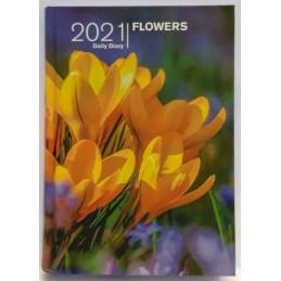 agenda-giornaliera-2021-floers-12-mesi-pocket-13x9-cm