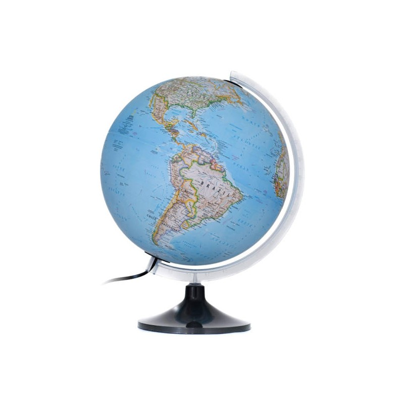globo-national-geographic--30-cm-carbon-classic