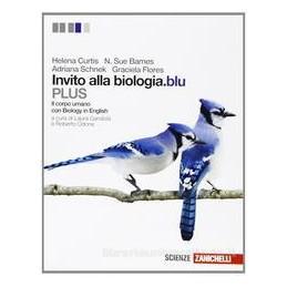 INVITO ALLA BIOLOGIA BLU PLUS  CORPO UMA
