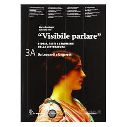 VISIBILE PARLARE 3A+3B+GUIDA ALLO STUDIO