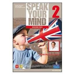 SPEAK YOUR MIND 2 SB&WB +ACTIVE BOOK