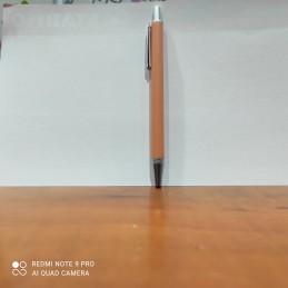 mini-penna-a-pulsante-corpo-in-alluminio-colori-pastello-refill-standard-blu