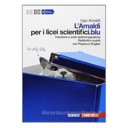 L`AMALDI PER I LICEI SCIENTIFICI BLU 3
