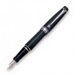 penna-aurora-optima-996cmn-mini-black-chrome-stilo