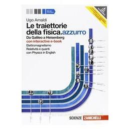 TRAIETTORIE DELLA FISICA AZZURRO 2+EBOOK