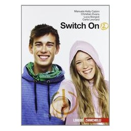 SWITCH ON 2 +CD +EXTRA BOOK