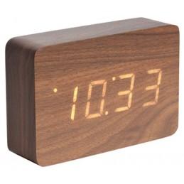 orologio-digitale-a-led-in-legno--sveglia-sveglia-snooze-regolazione-della-luminosit-marrone