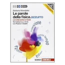 PAROLE DELLA FISICA AZZURRO 2 +EBOOK