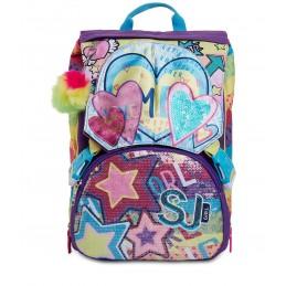 zaino-sdoppiabile-seven-multicolor-girl-backpack-sj-gang-scuola-28-litri-flip-sy