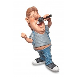 statuina-caricature-cantante-uomo