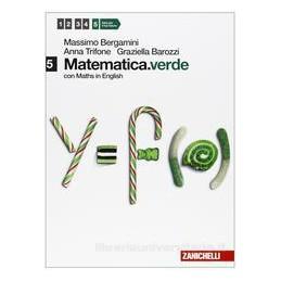 MATEMATICA VERDE 5