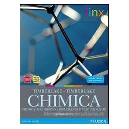 CHIMICA  CARBONIO BIOMOLECOLE METAB. X 5