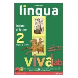 LINGUA VIVA LAB 2 +DIGILAB DVD