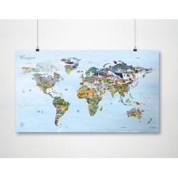 little-explorers-map--cartina-murale-animali-e-natura-del-mondo