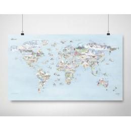 dog-map--paper--carta-murale-mondo-ti-mostra-le-200-razze-di-cani-pi-popolari-al-mond