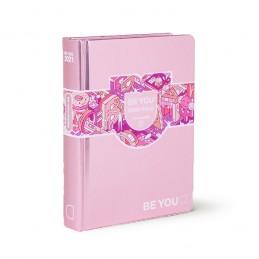diario-be-you-rose-gold-202122-datato-12-mesi-16x12cm