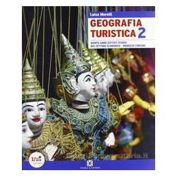 GEOGRAFIA TURISTICA X 5 ITT
