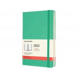 agenda-moleskine-classic-2022-giornaliera-12-mesi-copertina-rigida-verde