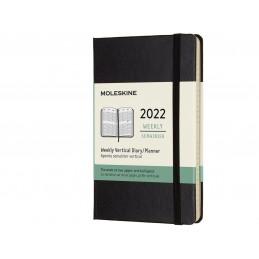 agenda-2022-settimanale-verticale-12-mesi-pocket-9x14cm-copertina-rigida-nera