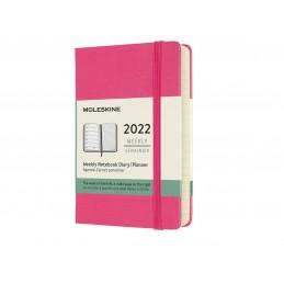 agenda-taccuino-2022-settimanale-12-mesi-pocket-9x14cm-copertina-rigida-rosa