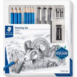 sketching-set-conf12pz-staedtler-61100