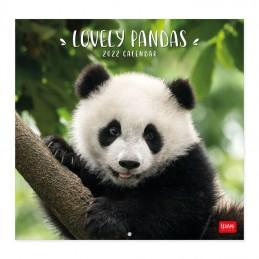 calendario-da-parete-2022-formato-30x29cm-lovely-pandas