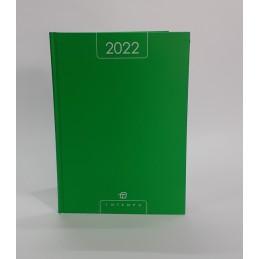 agenda-intempo-settimanale-2022-copertina-rigida-verde-cm17x24