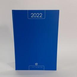 agenda-intempo-settimanale-2022-copertina-rigida-azzurra-cm17x24