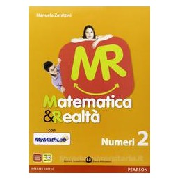 MR MATEMATICA & REALTÀ 2 +MYMATHLAB