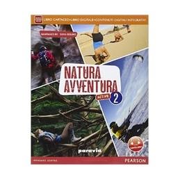 NATURA AVVENTURA 2 +DIDA+ITE+ACTIVEBOOK