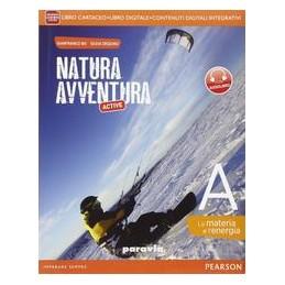 NATURA AVVENTURA (A+B+C+D) +LAB+DIDA+ACT