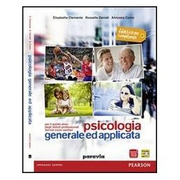 PSICOLOGIA GENERALE E APPLICATA X 5 IP