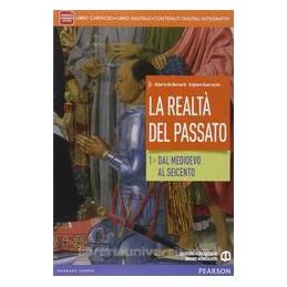 REALTÀ DEL PASSATO 1 +ITE +DIDASTORE