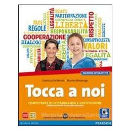 TOCCA A NOI  COMPETENZE CITTAD.COST.+ITE