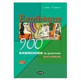exotheque--exercices-de-grammaire-cd