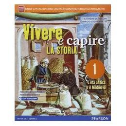 VIVERE E CAPIRE LA STORIA 1 +DIV.CITTAD.