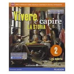 VIVERE E CAPIRE LA STORIA 2 +DIDA +ITE