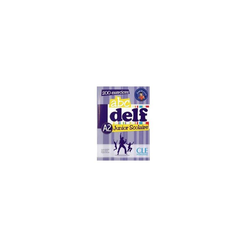 DELF SCOLAIRE A2 +CD