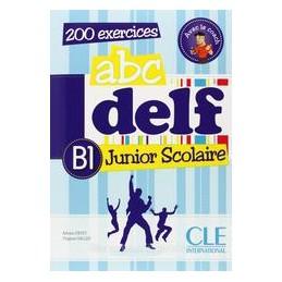 DELF SCOLAIRE B1 +CD