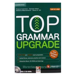 TOP GRAMMAR UPGRADE + ANSWER KEYS