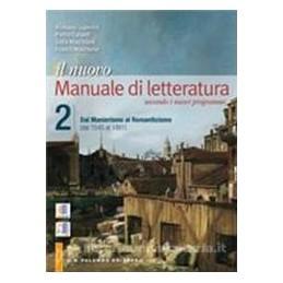 NUOVO MANUALE DI LETTERATURA 2