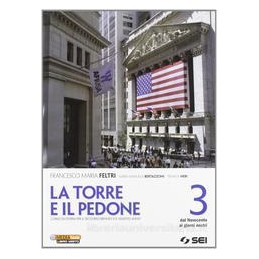 TORRE E IL PEDONE 3 X TR