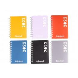 agenda-giornaliera-2022-colourbook-ne-tendence-formato-105x15-colori-assortiti