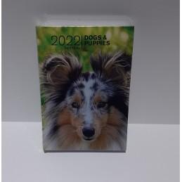 agenda-2022-dogs--puppies-giornaliera-copertina-rigida-95x13-cm