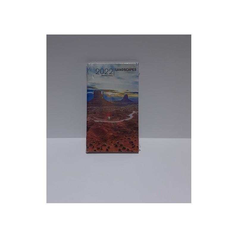 agenda-2022-landscapes-settimanale-copertina-rigida-8x145-cm