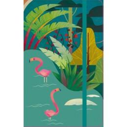 notebook-95x155-cm-136-pagine-a-righe-paesaggio-tropicale-con-fenicotteri