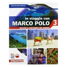 IN VIAGGIO CON MARCO POLO 3 +2 ALL.+DIG.
