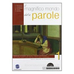 MAGNIFICO MONDO D PAROLE 1+IO SCR.(MISTO